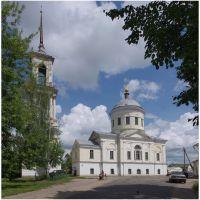 Торжок. Ильинская церковь. 07.2012., Торжок