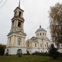 Торжок. Церковь Илии Пророка, Торжок
