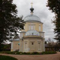 Торжок. Церковь Николая Чудотворца, Торжок