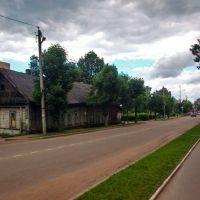 Торопец. Советская улица, Торопец