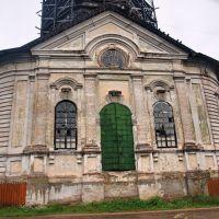 Торопец. Свято-Тихоновский женский монастырь.  Покровская церковь, Торопец