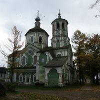 Церковь Богоявления Господня, Торопец