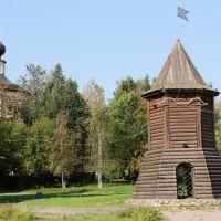 Деревянная башня, Торопец