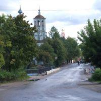 Богоявленская церковь, Торопец