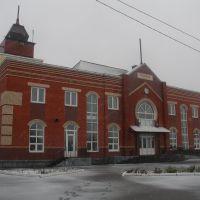 Жд вокзал в Удомле, Удомля