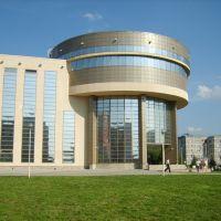 Здание. 2007г., Удомля