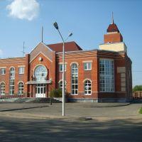 Новый вогзал. 2007г., Удомля