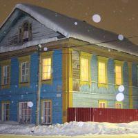 Паношинская школа - Дом пионеров, Удомля