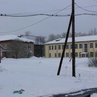 Школа №1 ( была), Удомля