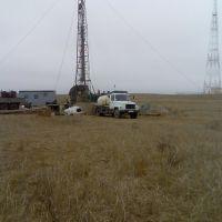 КТК разведочное бурение, Комсомольский