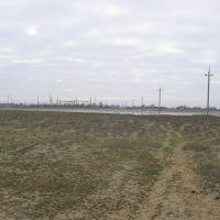 Вид на Ачинеры, Комсомольский