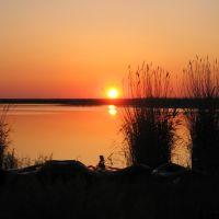 Восход на Ачинерах, Комсомольский