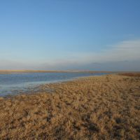 озеро чмокающие, Комсомольский