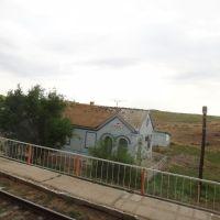Разъезд №11, Комсомольский