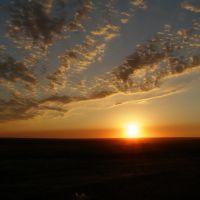 закат, Приютное