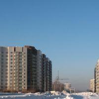 Новый дом, Советское