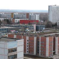 Панорама Краснообска, Советское
