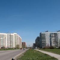 улица Западная, Советское