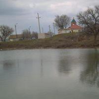 сельский пруд, Троицкое