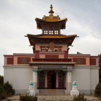Хурул, Цаган-Аман