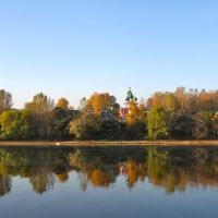 Volga River, Цаган-Аман