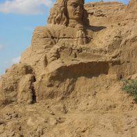 Sandskulptur, Цаган-Аман