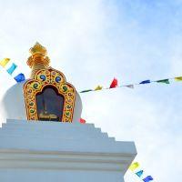 A Stupa, Элиста
