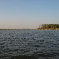 Волга, Юста