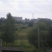Вид на поселок Бабынино, Бабынино