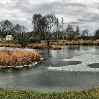 Истья(плотина), Балабаново