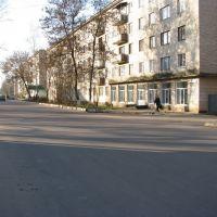 ул 1-МАЯ (библиотека), Балабаново