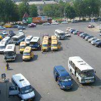 привокзальная площадь, Балабаново