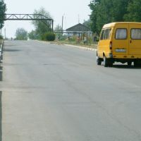 шоссе, Балабаново