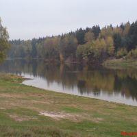 Stradalovka river, Балабаново