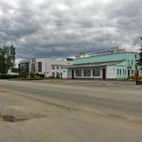 Барятино ул.Советская Культурный центр, Барятино