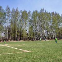 Футбол, Барятино