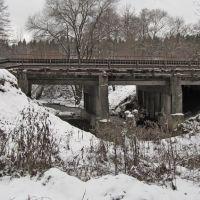 Мост через р. Дырочная, Белоусово