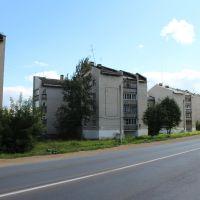 По дороге в город Жуков, Белоусово