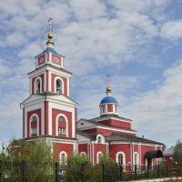 Храм святой Елисаветы, Белоусово