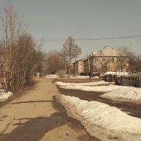 На ул. Текстильщиков., Белоусово