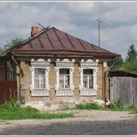 Боровск. Домик на окраине. 08.2013., Боровск