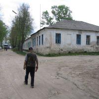 Местный на местности. Боровск., Боровск