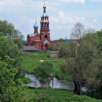 Vvedenskaya Old Belief Church / Borovsk, Russia, Боровск