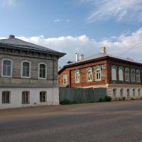 Боровск. 31 и 33 по Коммунистической, Боровск