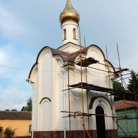 Боровск. Часовня в память боярынь Морозовой и Урусовой, Боровск