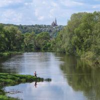Rural scenery / Borovsk, Russia, Боровск