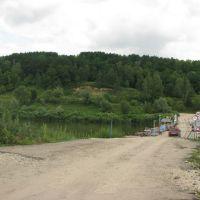 Мост через Оку под Дугной, Дугна
