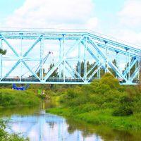 Мосты через р.Жиздру, Думиничи