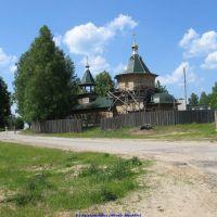 Церковь (11.06.2009), Еленский