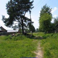 Улица Пушкина в сторону ул. Величутина (11.06.2009), Еленский